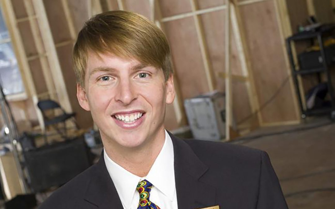 """30 Rock"" star Jack McBrayer coming to Atlanta for a charity improv night"