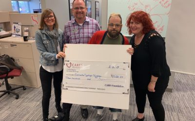 Thank you, Coldwell Banker Cares Foundation!