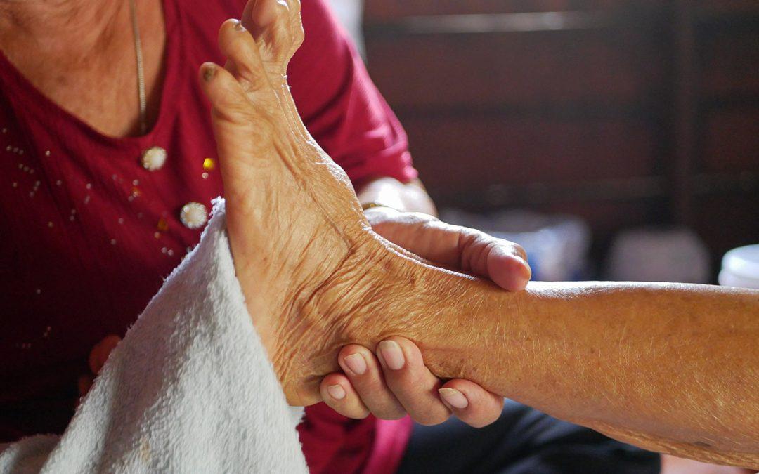 Bathing Dilemmas and Dementia